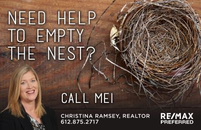 Need Help to Empty the Nest?