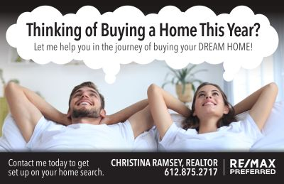 Three Steps to Buying Your First Home