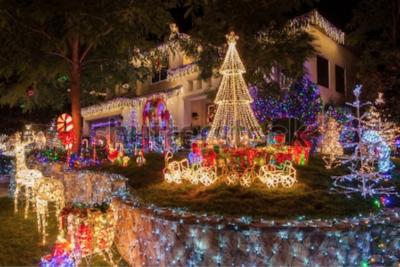 2017 BEST Christmas light displays – Madison, Middleton, Verona, Monona, Waunakee, Sun Prairie, Cottage Grove, and more