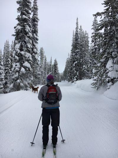 Winter Fun in the Bitterroot