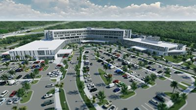 New Sarasota Memorial Hospital Coming 2021