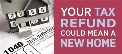 Why you should use your tax return to buy a new home!