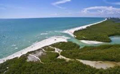 Clam Pass Beach Park – Adjacent Park Shore