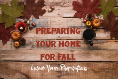 Preparing for Fall: Home Preparation