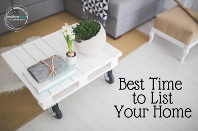 Best Time to List Your Home