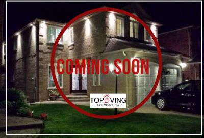 East credit 5338 Segriff Dr. Mississauga COMING SOON