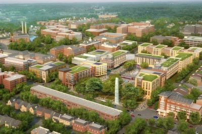 The Re-Development of DC's Walter Reed