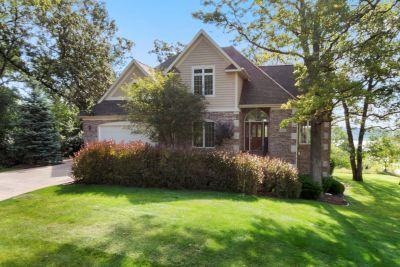 New Listing! 3BR, 3.5BA Brick Home in Geneva National | 1301 Prestwick Dr, Lake Geneva WI