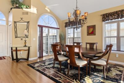 Just Sold! Beautiful 3BR, 2.5BA ranch townhouse in Geneva National Golf Club
