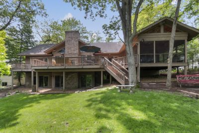 Just Listed! Tranquil 4BR, 3BA Custom Ranch in Geneva National | 1340 St Andrews Rd, Geneva National WI