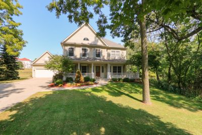 SOLD! Move-in Ready 4BR, 5.5BA Home in Geneva National | 1347 Wilmington Way, Geneva National WI