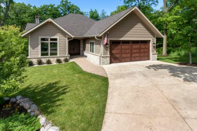 SOLD! 4BR, 3BA Ranch with Walkout Lower Level in Geneva National | 1570 Prestwick Dr, Lake Geneva WI
