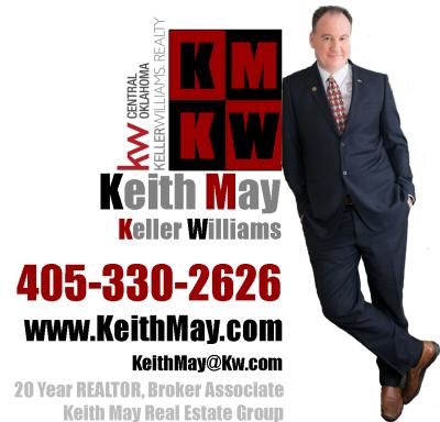 Keith May