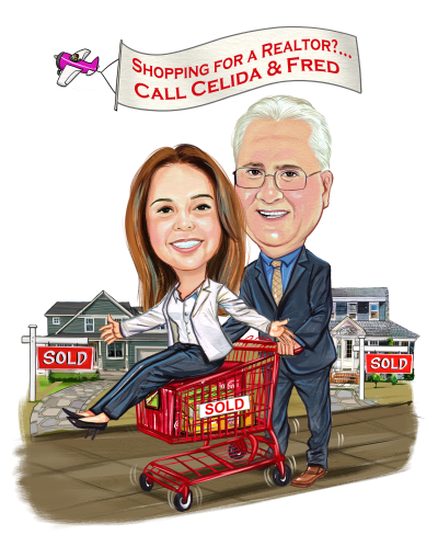 Celida and Fred <br>Real Estate Services®<br>DRE #01297164 & Fred Lettenberger, Broker <br> DRE: 00968156