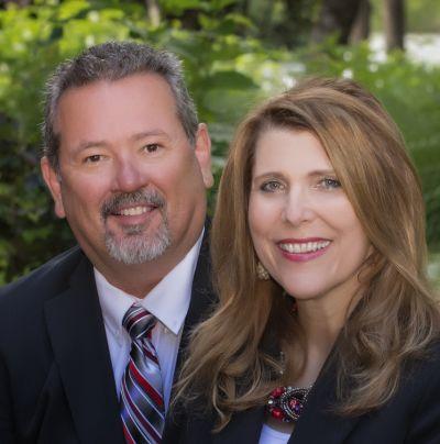 Harvey and Vickie Heard