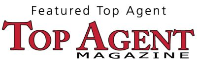 Featured Agent in Top Agent Magazine