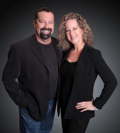 Deborah and Charles Morris