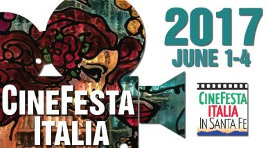 7 Days Until CineFesta Italia Film Festival in Santa Fe!
