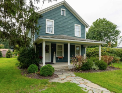 RECENT SALE: 40 S. PARSONAGE ST. RHINEBECK NY $320,000