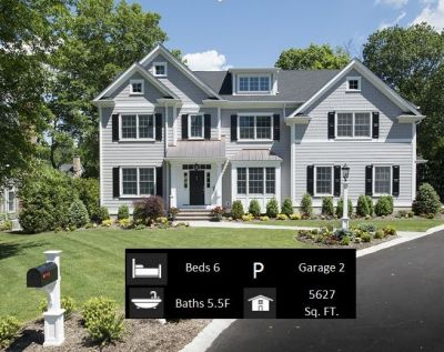 New Colonial 8 ROLLING HILL DR, CHATHAM NJ 07928