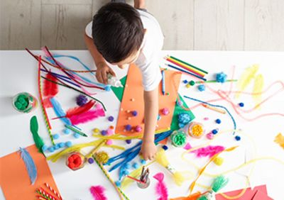 Is That An Ash Tray? Four ways to showcase your child's art