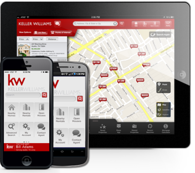 KW – The Best Real Estate Company App