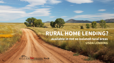 "USDA Loans – The ""Rural"" Loan Not Just for Remote Rural Properties"