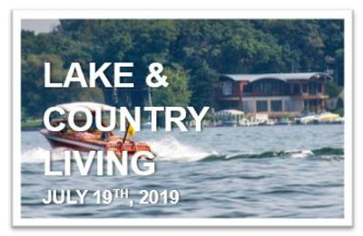 Lake & Country Living: What's Happening at the Lake…July 19th
