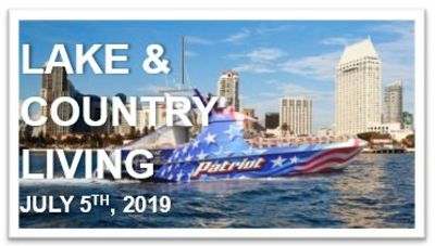 Lake & Country Living: What's Happening at the Lake…July 5th