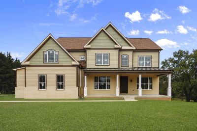 New Construction Luxury Single Family in Rockville
