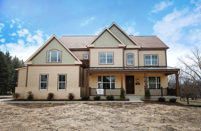 New Construction Luxury Single Family Home in Rockville