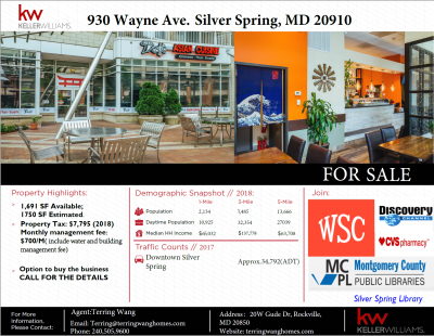 Commercial Property For Sale and For Lease