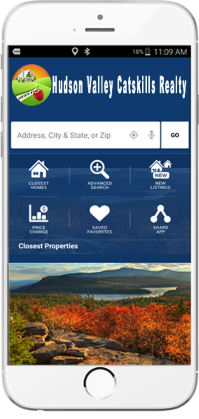 Your HVCR Mobile Real Estate App