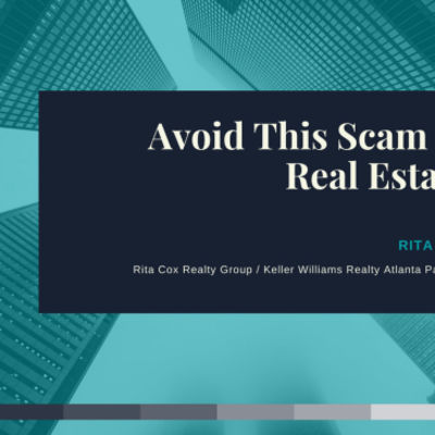 Avoiding This Scam in Real Estate