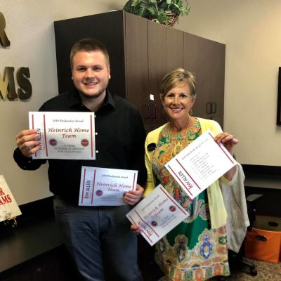 Top Agent at the Top Office in Collin County for August 2019