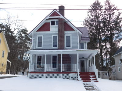 Video Tour of 108 Park Street, Groton Home For Sale