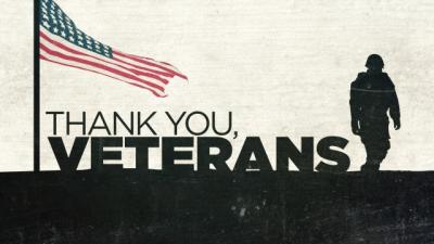 Thank You, Veterans!!!