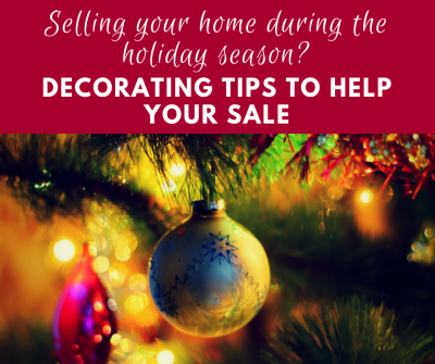 How to Keep Your Home on the Market During the Holiday Season