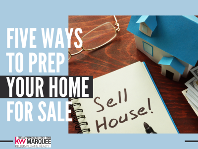 Prep Your Home Now for Spring Or Summer Sale