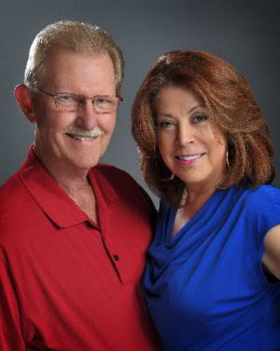 Lupe Robbins & Steve Roquemore - The Angels Realty Team - Keller Williams Realty