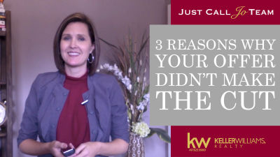 3 Reasons Why Your Home Offer Was Rejected