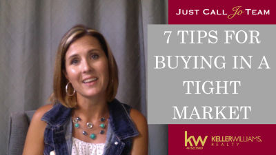 How to Buy a Home in a Tight Market