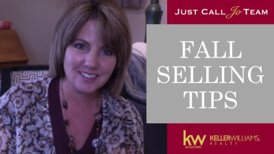 3 Tips for Selling This Fall