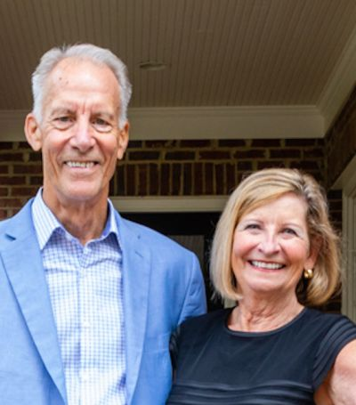 Diane and Bob Peterson