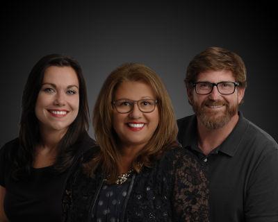 The Bearden Group <br>Pat Bearden<br>Greg Bearden<br>Brittany Shanks