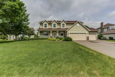 New Luxury Listing ~9116 Sunnyvale Dr, Chanhassen Open House June 10th from 1 to 4pm