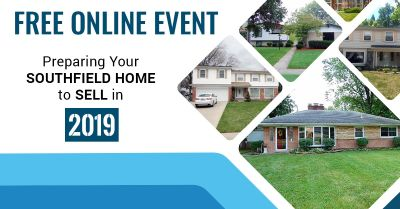 Jan 30th Event: Preparing Your Southfield Home To Sell in 2019