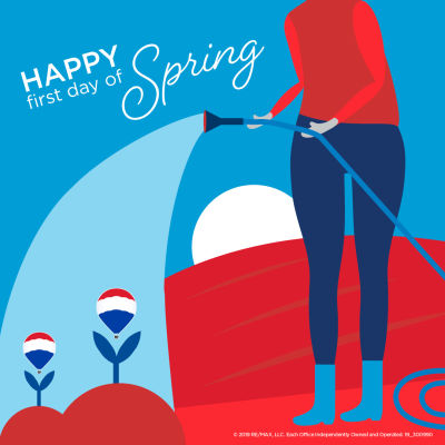 "What ""Excellent Impetus"" Accompanies the First Day of Spring?"