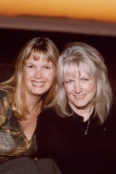 Joyce Starleaf and Alison Tideback