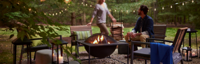 Enjoy Your Outdoor Space in the Fall